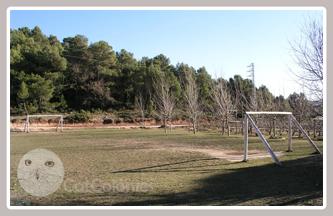 El camp de futbol