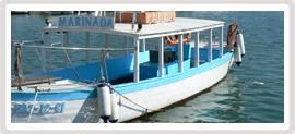 Passeig amb vaixell